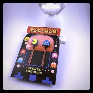 Other - Retro PAC-MAN Stereo Earbuds